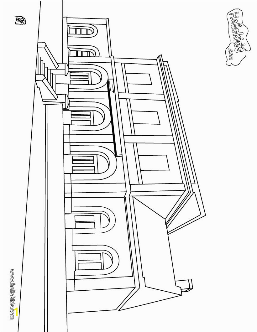 train station coloring page source 5vp