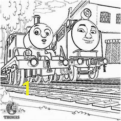 Thomas And Friends Was Across The River Coloring Page Kids Coloring Pages