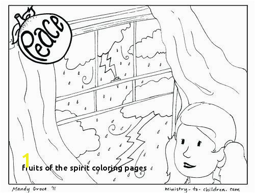 Fruits the Spirit Coloring Pages Fruit the Spirit Coloring Page Unique Awesome Od Dog Coloring