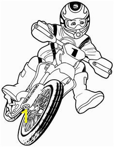 Free Transportation Motorcycle Colouring Pages For Kindergarten Honda Dirt Bike Dirt Bikes