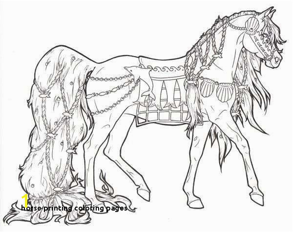 Horse Printing Coloring Pages Free Printable Horse Coloring Pages Luxury Lovely Best Od Dog
