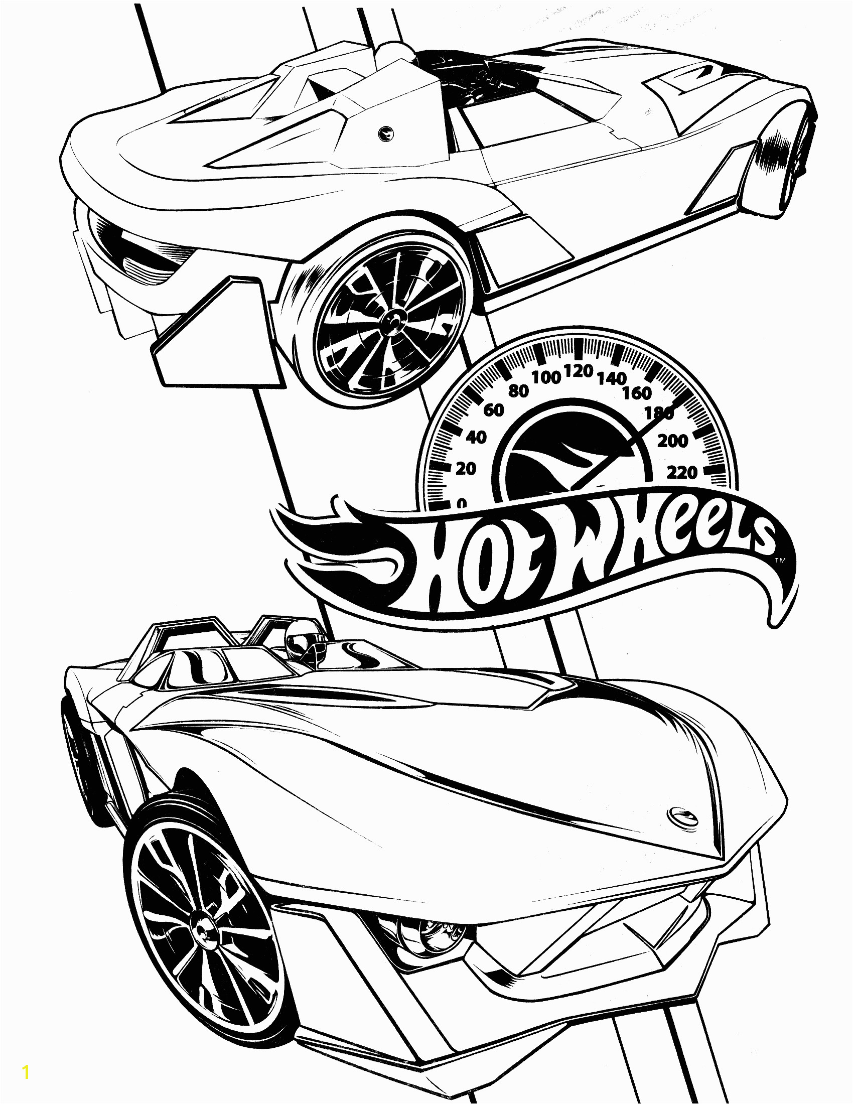 Hot Wheels Cars Coloring Pages Hot Wheels Car Drawing at Getdrawings