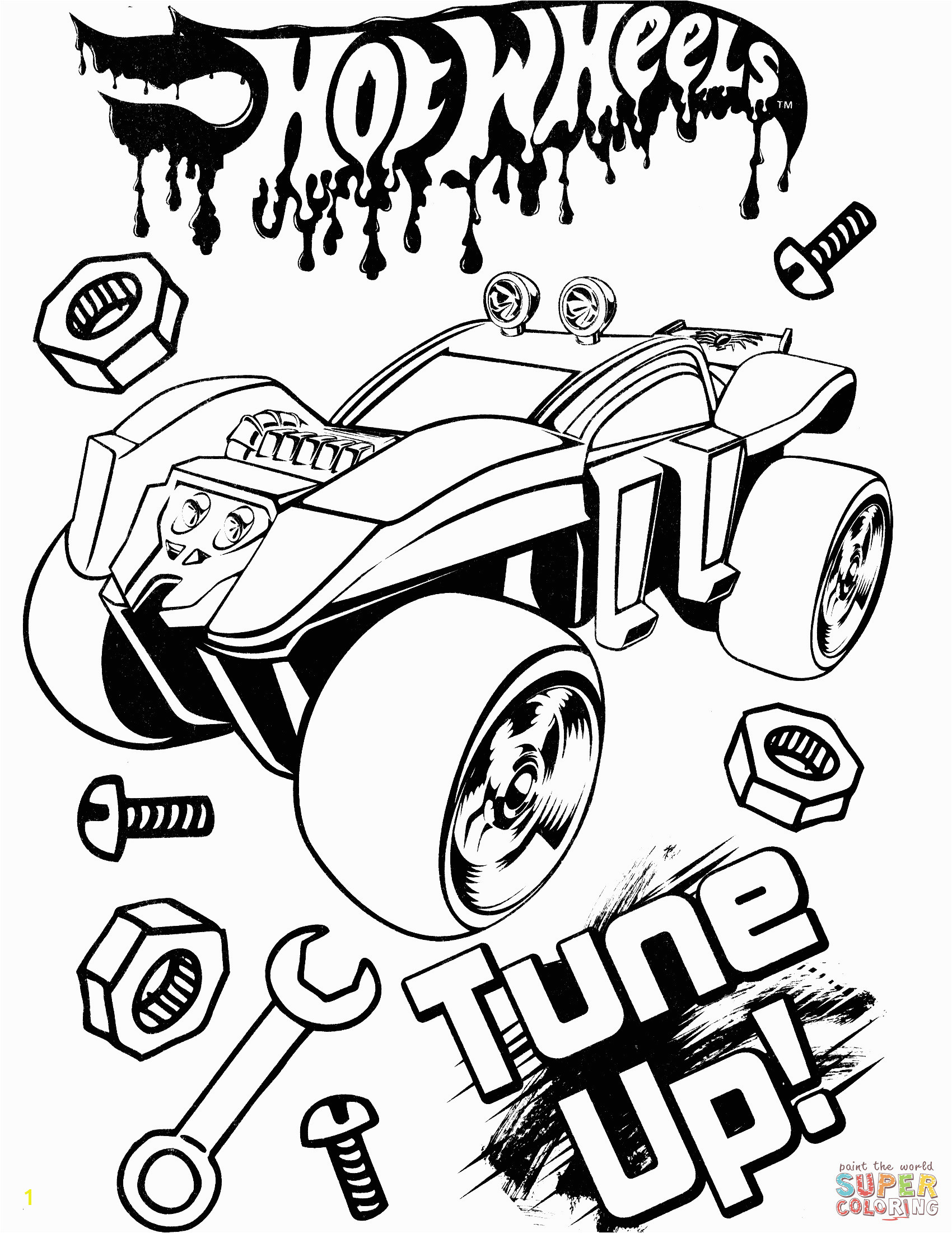 Hot Wheels Cars Coloring Pages Hot Wheels Coloring Pages Unique Hot Wheels Car Drawing at