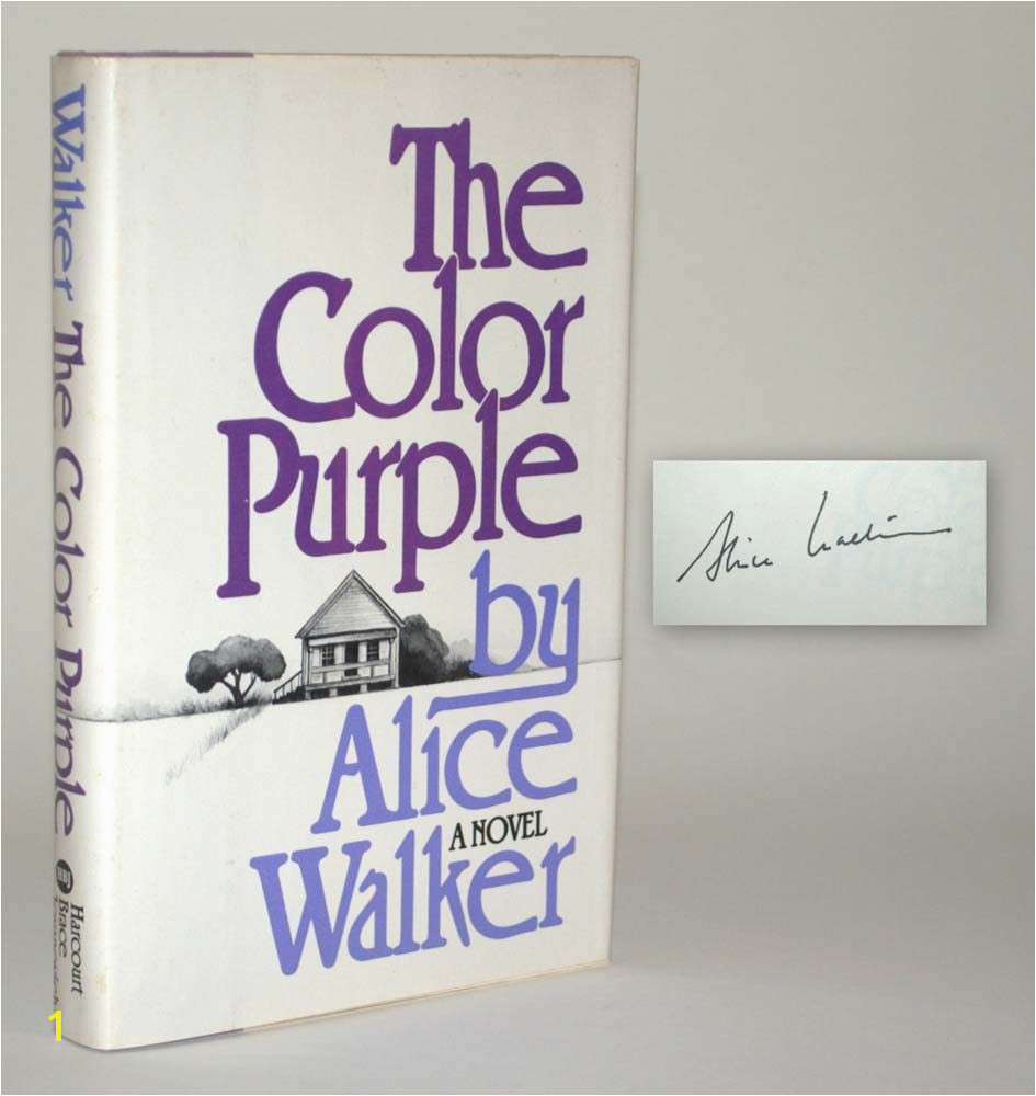 alice walker s the color purple analysis Alice walker s the color purple weaves an intricate mosaic