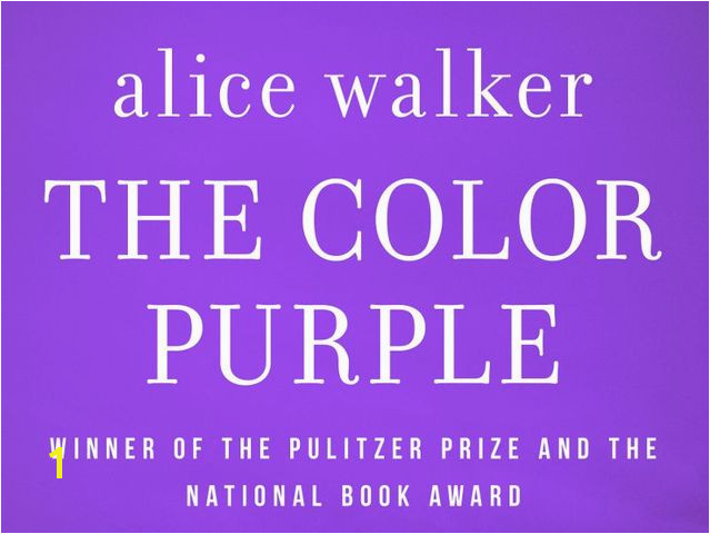 Alice walker s the color purple analysis