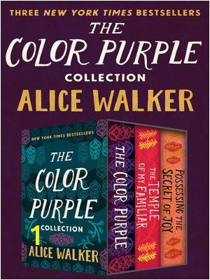 The Color Purple Collection Alice Walker