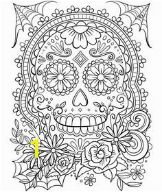Sugar Skull on crayola Skull Coloring Pages Free Coloring Pages Coloring Sheets