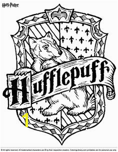 Harry Potter Coloring Pages Free Printable Harry Potter Hogwarts Crest Coloring Pages Hogwarts Crest Coloring Page