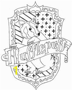 Ravenclaw Crest Coloring Pages nazly