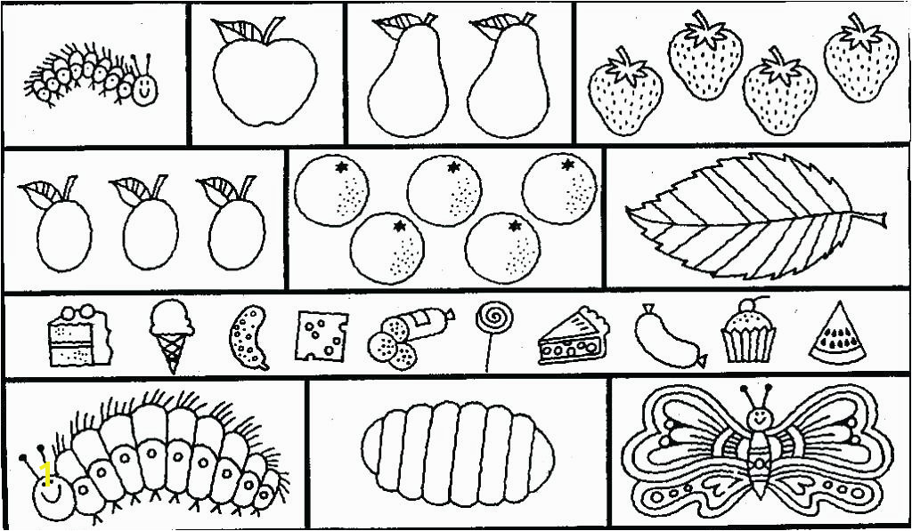 hungry caterpillar coloring pages the very hungry caterpillar coloring pages very hungry caterpillar