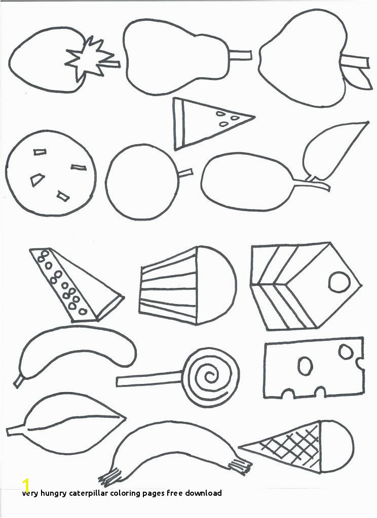 hungry caterpillar printable coloring pages – yoursupplyshop