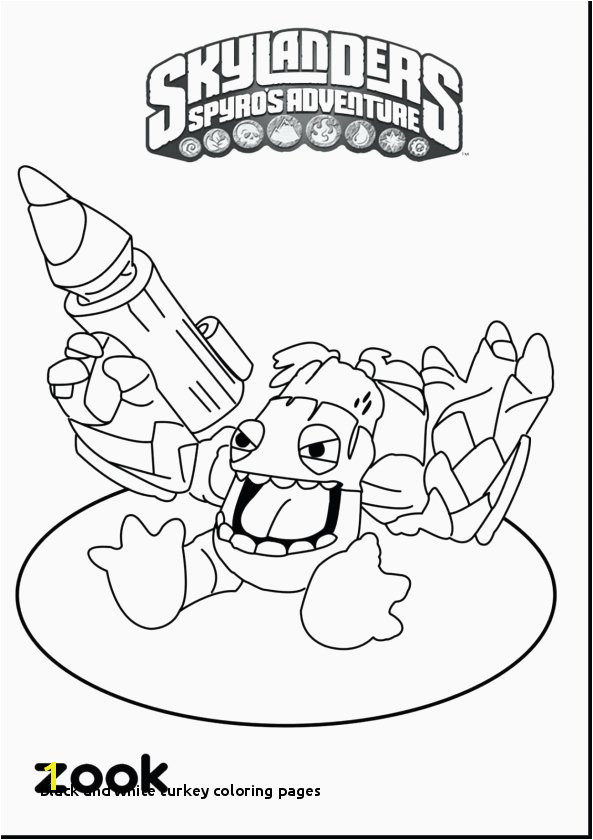 Black and White Turkey Coloring Pages Coloring Pages A Turkey Elegant Elegant Witch Coloring Page