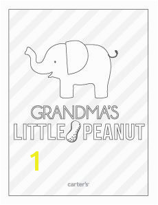 Cute coloring pages for kids to color for grandparents day From carters Craft