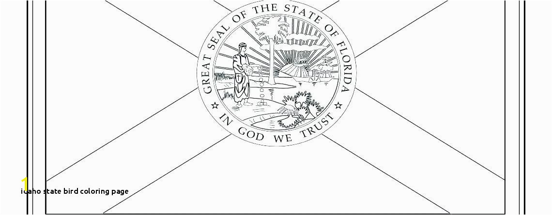 Idaho State Bird Coloring Page Alaska State Flag Coloring Page Unique 13 Luxury Idaho State Bird