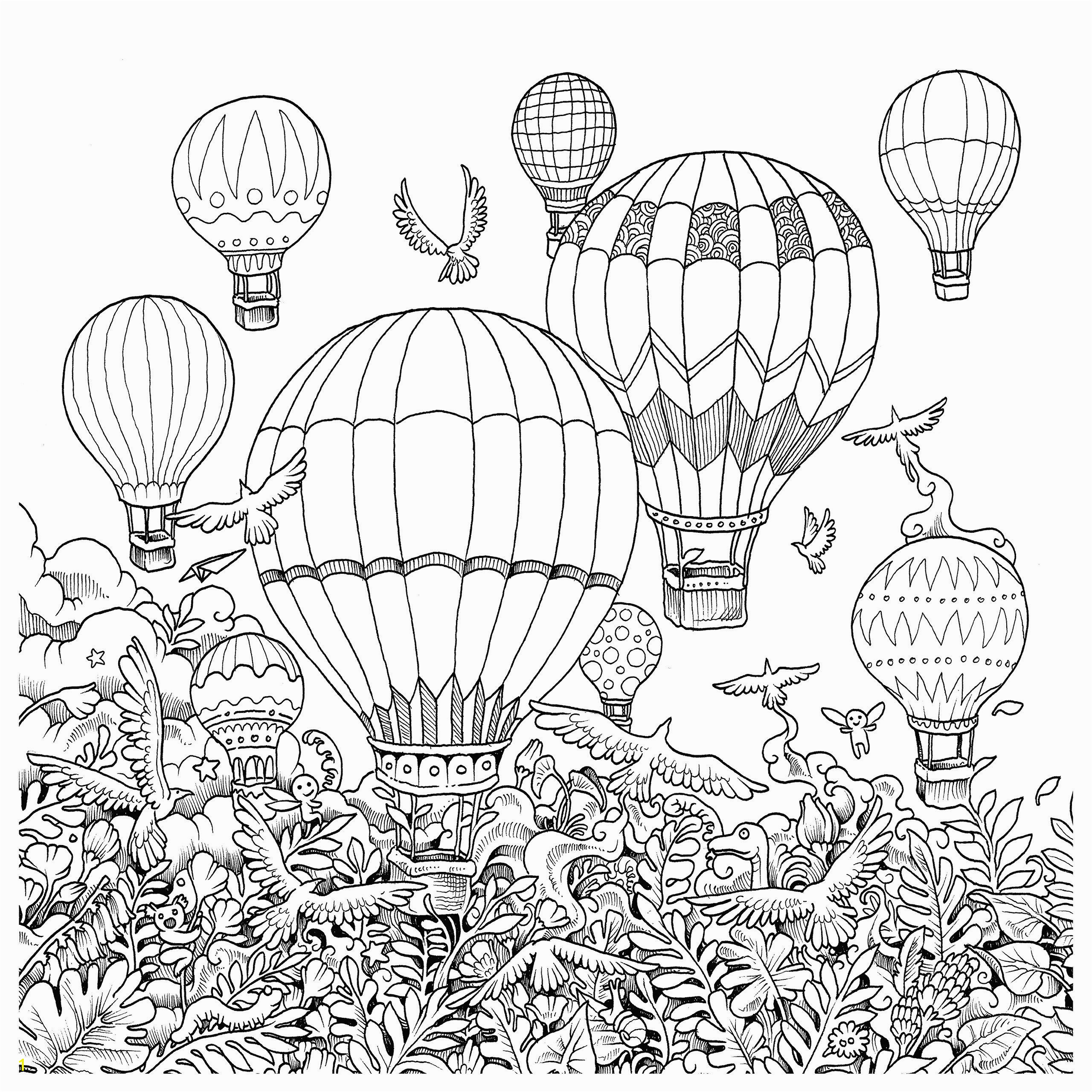 Imagimorphia Coloring Pages