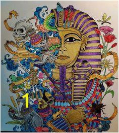 88 Best Imagimorphia Pleted Pages Inspiration Pinterestimagimorphia Coloring Book
