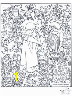 Impressionist Coloring Pages 239 Best Coloring Pages Images On Pinterest In 2018