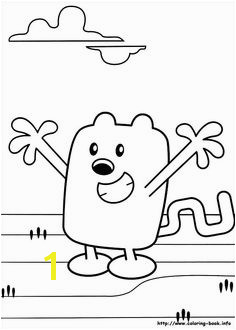Wow Wow Wubbzy coloring picture Nick Jr Coloring Pages Coloring Pages For Kids line