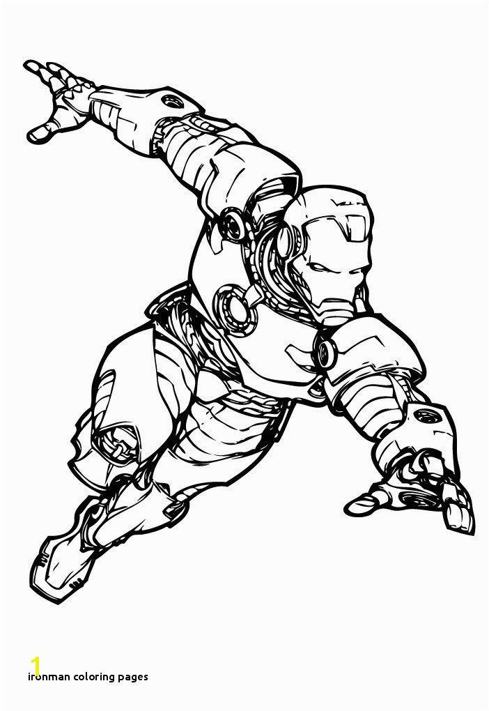 Marvel Superhero Coloring Pages Elegant Ironman Coloring Pages Iron Man Marvel Ics Coloring Page Artstudio301