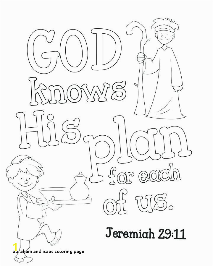 Abraham and isaac Coloring Page Abraham Coloring Pages Unique Abraham and Sarah Have A Baby Coloring