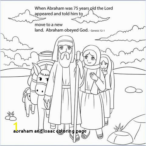 20 Best Abraham and Sarah Coloring Pages