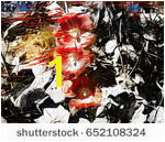 view image image= &picture=pollock style abstract