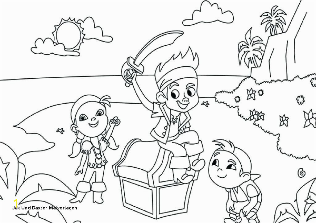 15 Luxury Jake and the Neverland Pirates Coloring Pages