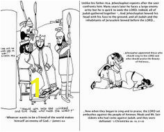 Image result for king asa coloring page Bible Study For Kids Bible Lessons For Kids