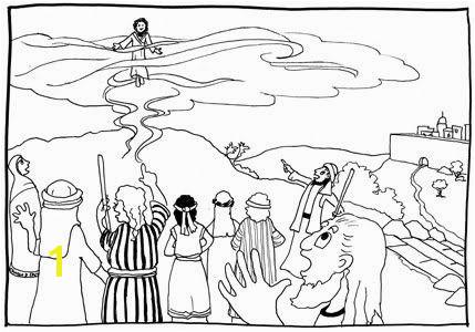 Jesus ascension Coloring Page Beautiful Jesus ascension Coloring Pages Cartoon Od Jesus Disciples Coloring Jesus