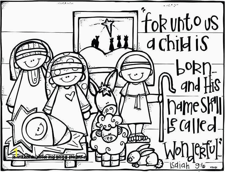 Jesus Christmas Coloring Pages Unique Christmas Coloring Page Christian Religious Easter Coloring Page Jesus Christmas