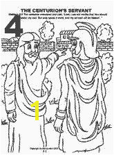 centurion servant colouring pages LaSandra Grimsley · Jesus Heals Centurion s Servant