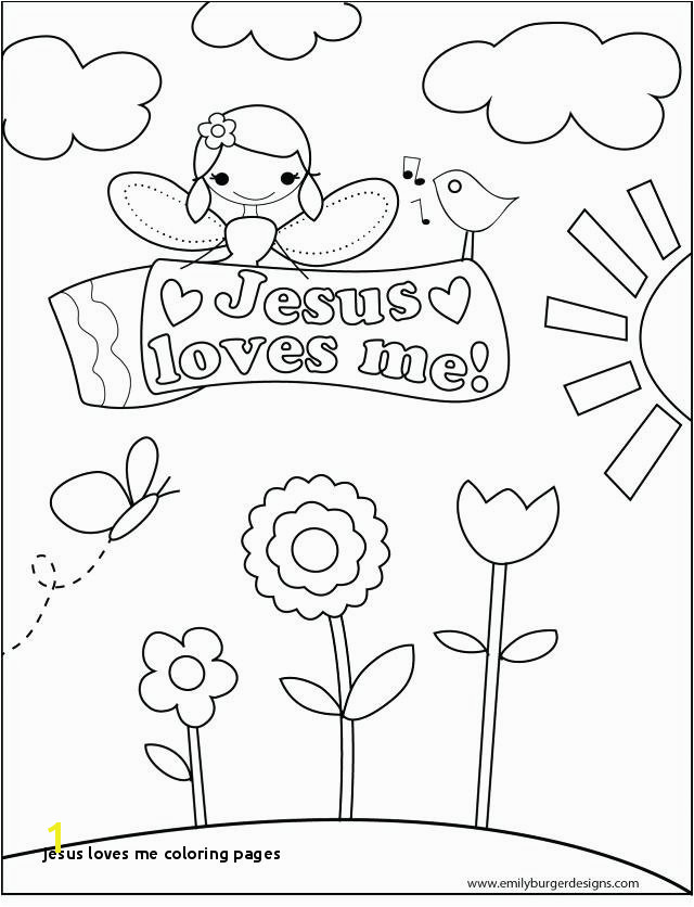 Jesus Loves Me Coloring Pages Jesus Loves the Little Children Coloring Page Loves Me Coloring