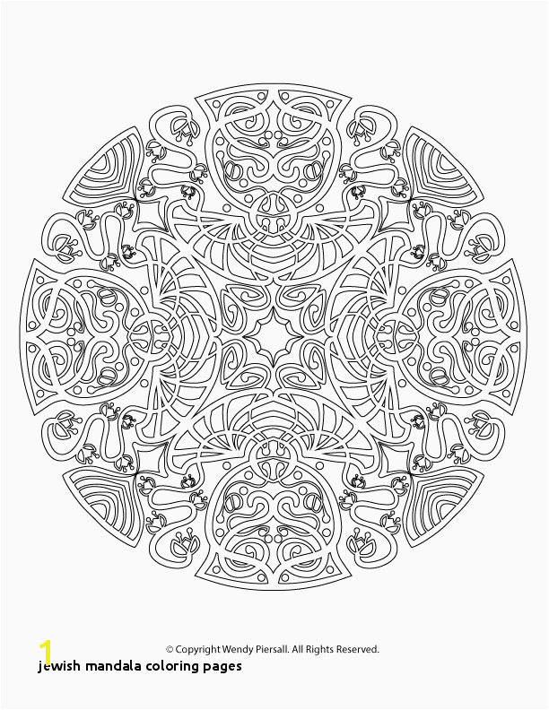 Mandala Coloring Pages Jewish Luxury Shabbat Coloring Page Google
