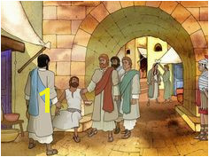 Free visuals When Jesus heals a blind man on the Sabbath day the Pharisees are