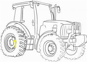 step by step how to draw a tractor