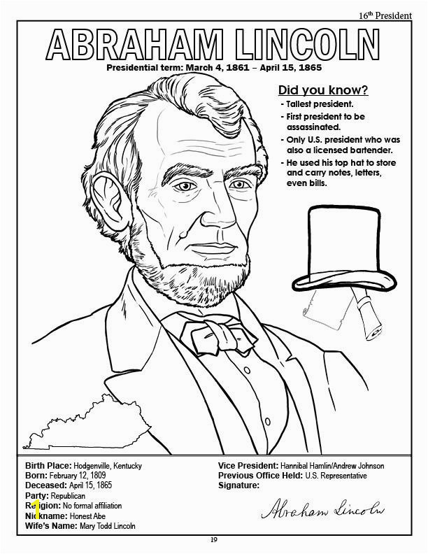 John Quincy Adams Coloring Page Elegant Coloring Books John Quincy Adams Coloring Page Best