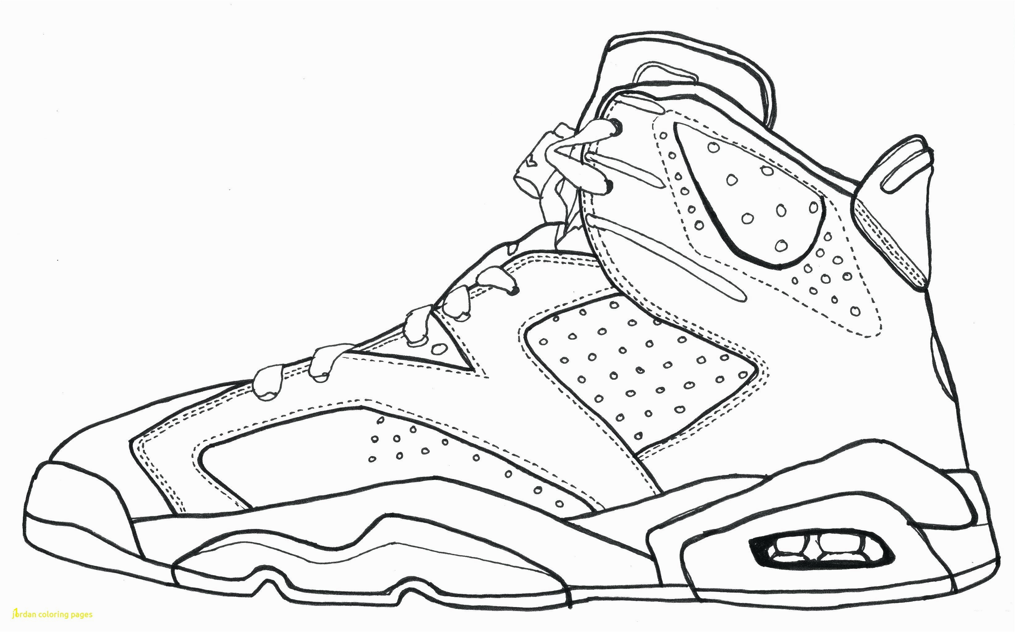 Air Jordan Coloring Pages Fresh Jordan 11 Coloring Page Gallery