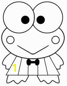 how to draw keroppi step 5 Cool Coloring Pages Cartoon Coloring Pages Coloring Books