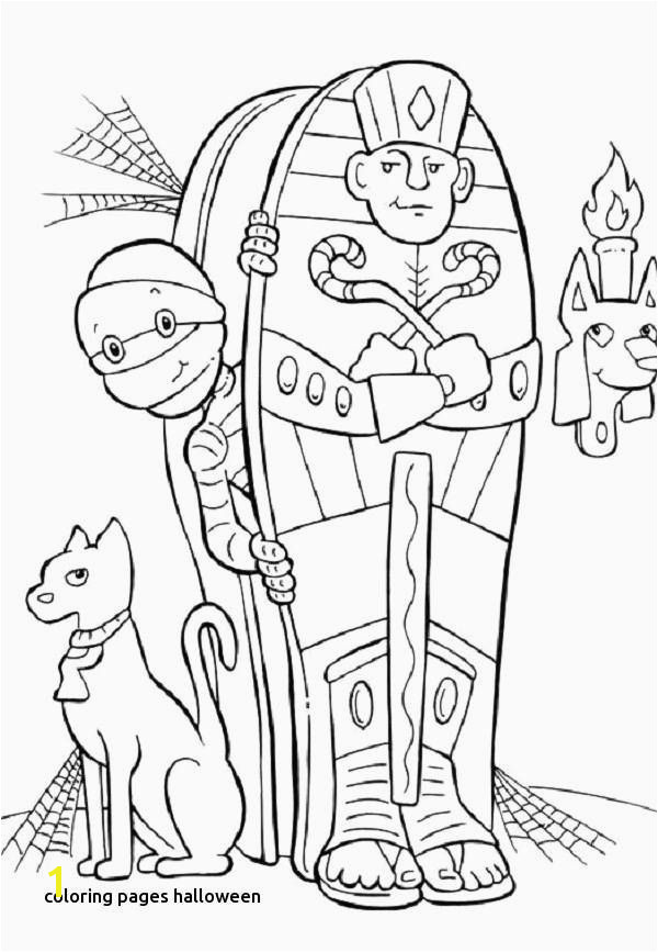 Kid Friendly Halloween Coloring Pages Halloween Coloring Pages for toddlers Unique Coloring Things for