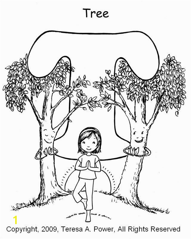Manic Mrs Stone 30daysmindandbody Free kids yoga poses coloring pages