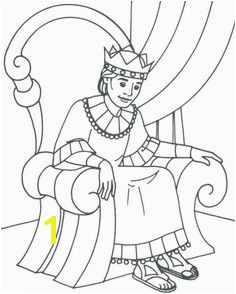 Bible David as King Coloring Pages David Y Jonatán Roi David School Coloring Pages