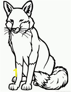 Fox Coloring Pages Fox Coloring Page Coloring Pages For Kids Coloring Sheets Coloring