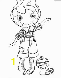 Does your kid love Lalaloopsy dolls Lalaloopsy are the sweetest rag dolls that you can think of Check out 20 free printable Lalaloopsy coloring pages here