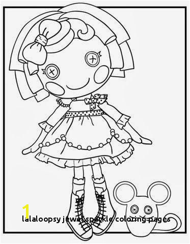 Lalaloopsy Jewel Sparkle Coloring Pages Coloring Pages Template Part 211