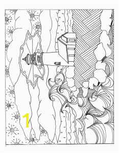 Landscape Coloring Pages for Adults to Print Free Adult Coloring Pages Of Lighthouses