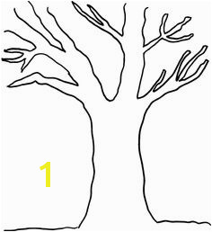 Without Leaves Tree Coloring Page Leaf Coloring Page Coloring Pages For Kids Colouring