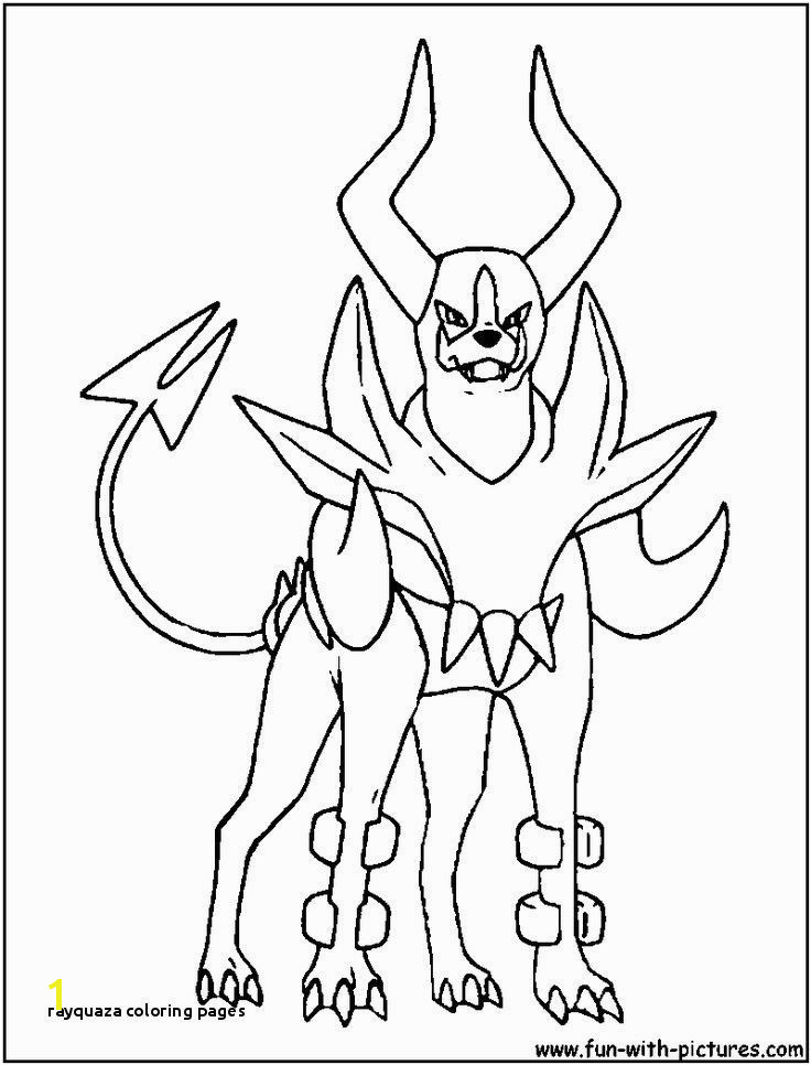 Pokemon Characters Coloring Pages Inspirational Rayquaza Coloring Pages 18elegant Legendary Pokemon Coloring Pages 13 Inspirational