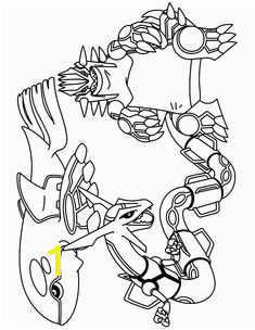 Coloring Page Pokemon advanced coloring pages 219