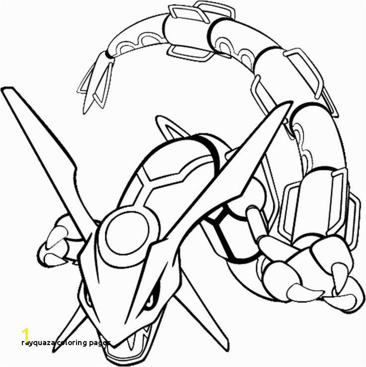 Legendary Pokemon Coloring Pages Rayquaza 28 Rayquaza Coloring Pages Mycoloring Mycoloring