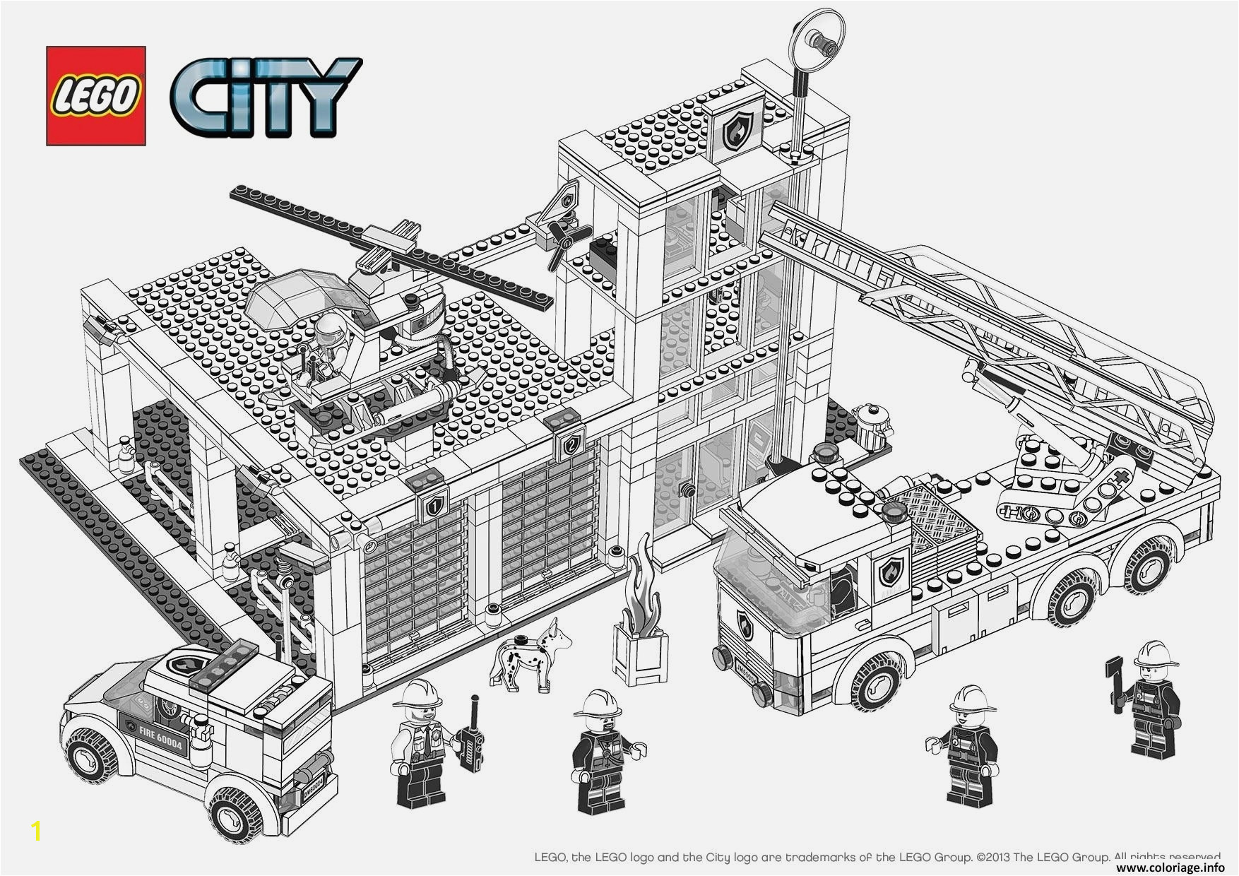 Ausmalbilder Lego City Verschiedene Bilder Färben Coloriage Lego City Coloriage Lego Police Coloriage Lego City